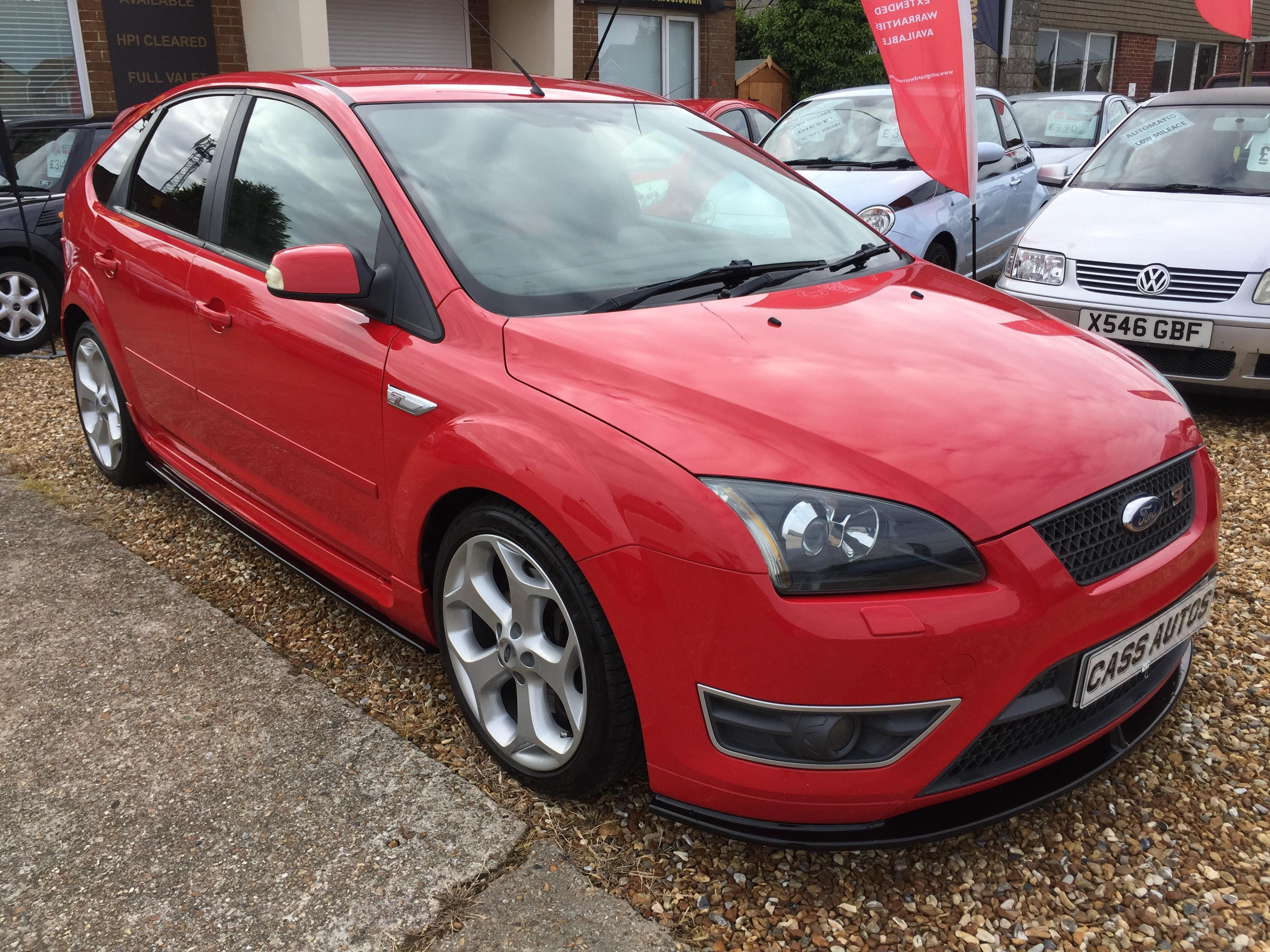 Ford Focus ST 2.5 2007